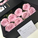 'Sloane' 2 Dozen Rose Stems in a CASE - Preserved Roses
