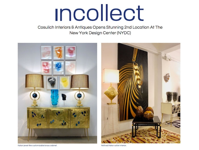 ANNOUNCING OUR COLLABORATION WITH INCOLLECT