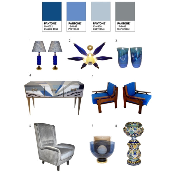 Classic Blue declared Pantone Color of the Year 2020
