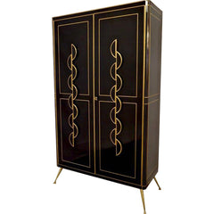 1970s-brass-black-glass-cabinet-bar-cosulich-interiors-nyc