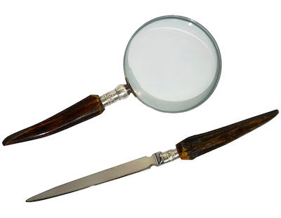 1970s-english-magnifying-glass-letter-opener-set-antler-handle-416pe4-10