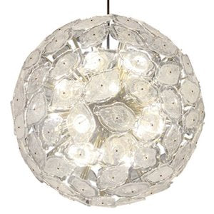white-frosted-murano-glass-leaf-sputnik-chandelier