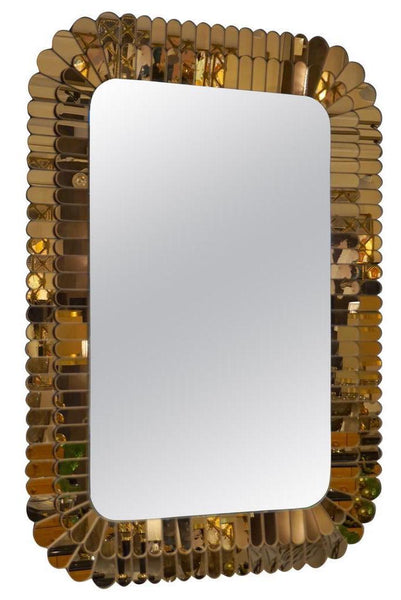 contemporary-italian-bronze-murano-glass-mirror