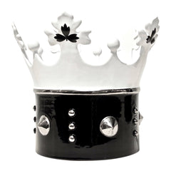 contemporary-black-white-majolica-crown-platinum-accents-528pf