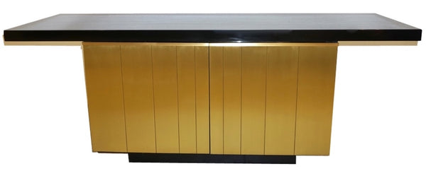Frigerio-vintage-italian-design-black-gold-sideboard copy