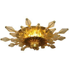 sunburst-flush-mount-chandelier-amber-gold-cosulich-200-lex-showroom