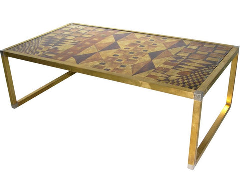 italian-gold-leaf-brass-art-deco-coffee-table