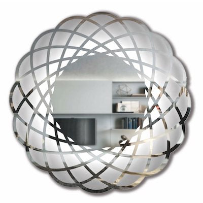 contemporary-italian-minimalist-lace-scalloped-round-mirror