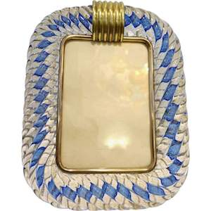 barovier-toso-vintage-blue-gold-murano-glass-frame-798pc