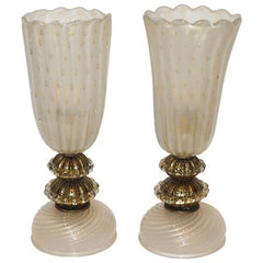 Barovier-Toso-Gold-Glass-Lamps