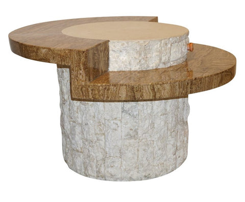 italian-vintage-ivory-beige-stone-side-table-717pb