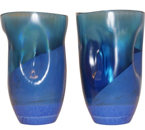 contemporary-minimalist-iridiscent-royal-blue-murano-glass-pair-of-modern-vases-809pg