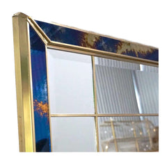 elegant-boutique-Italian-Blue-Brass-Mirror