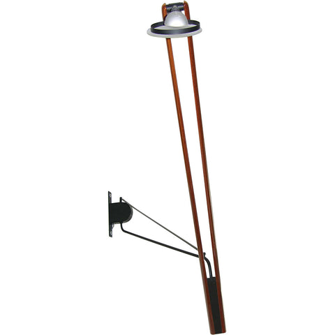 Italian High Tech Articulated Wall Light with Swing Arm