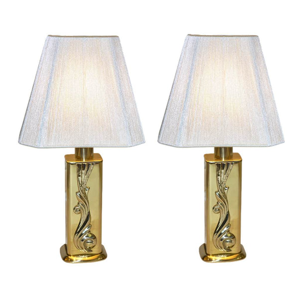 lipparini-italian-pair-small-gold-brass-lamps-silk-shades