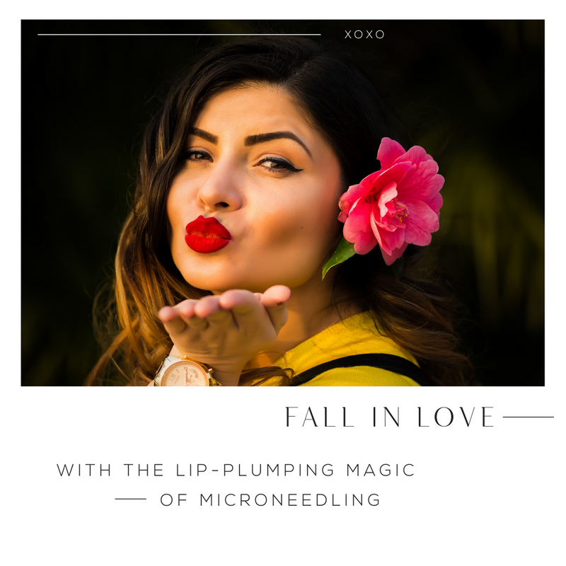 Fall in Love with the Lip Plumping Magic - 1080x1080 Color