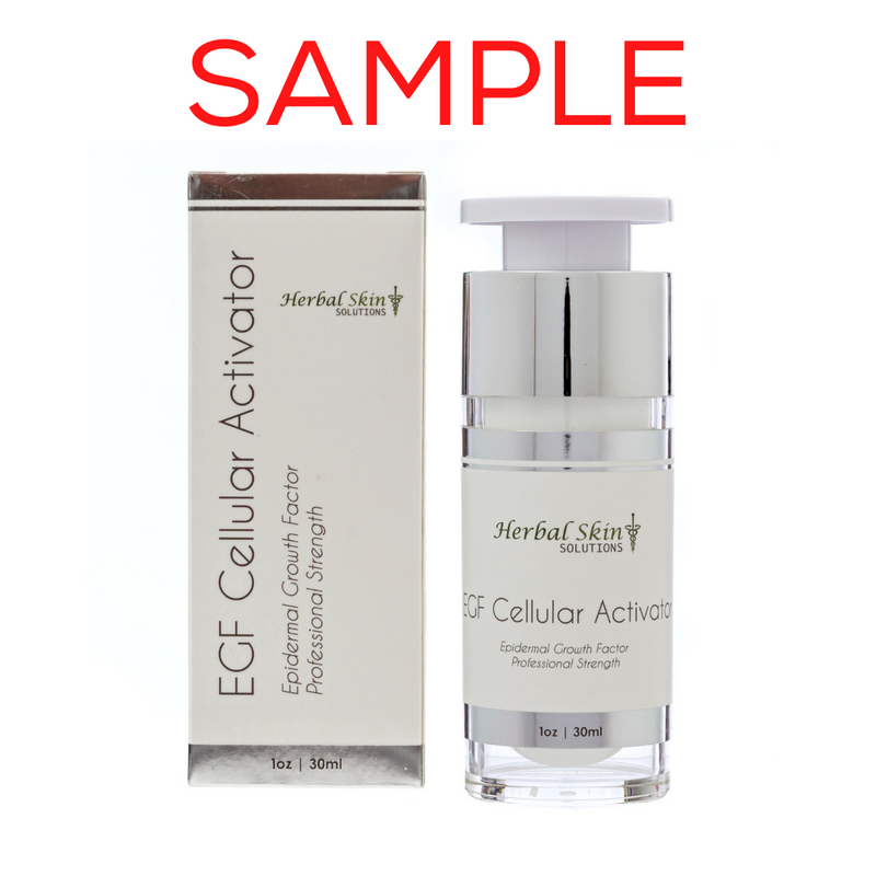 Herbal Skin Solutions Sample Pack*