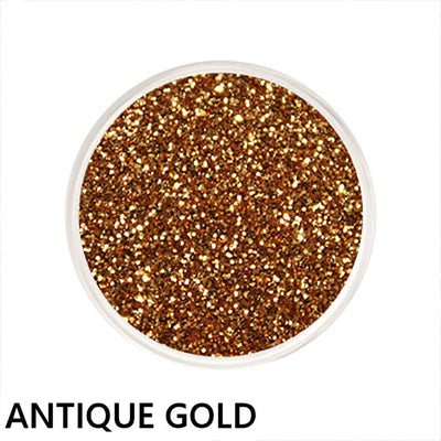 Antique Gold Loose Glitter