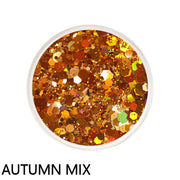 Autumn Chunky Mix Loose Glitter