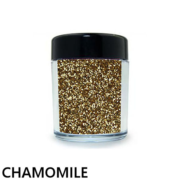 Glitter Glamour Yellow Loose Glitter Colors