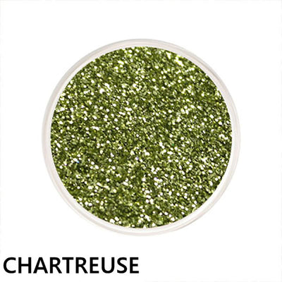 Chartreuse Loose Glitter
