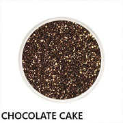 Chocolate Cake Loose Glitter