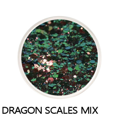 Dragon Scales Color Changing Loose Glitter