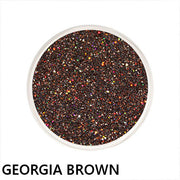 Georgia Brown Loose Glitter