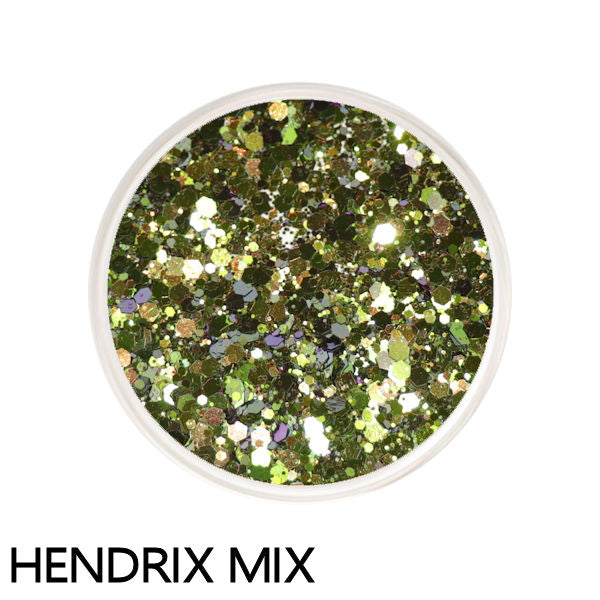 Hendrix Color Changing Loose Glitter