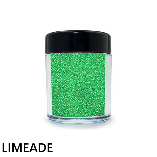 Glitter Glamour Green Loose Glitter Colors