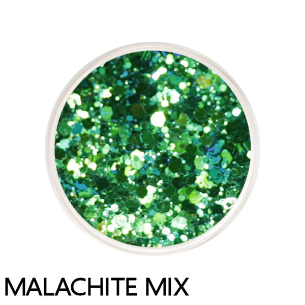 Malachite Color Changing Loose Glitter