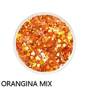 Orangina Chunky Mix Loose Glitter