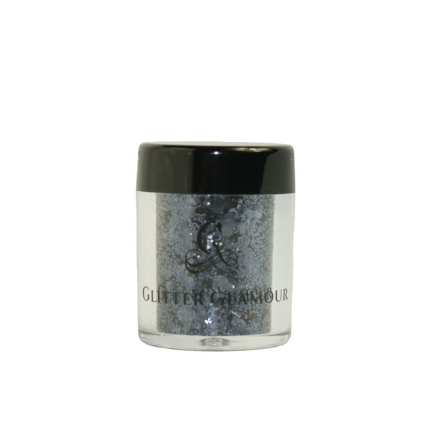 Pewter Chunky Mix Loose Glitter