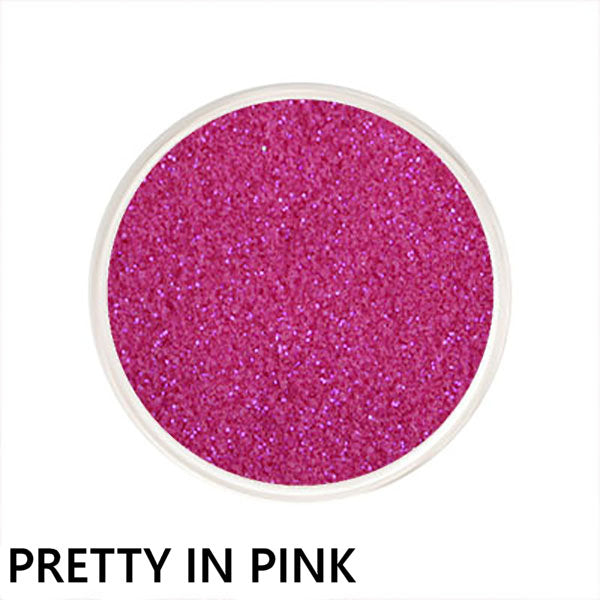 Pretty in Pink Loose Glitter