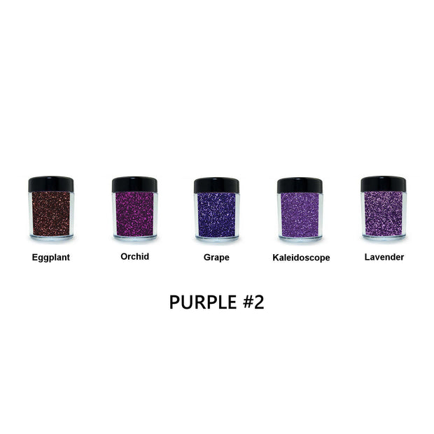 Purple Loose Glitter Set #2