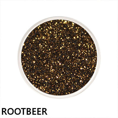 Root Beer Loose Glitter