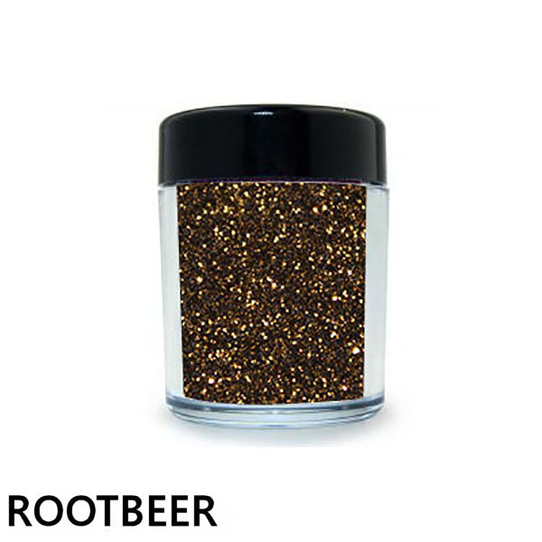 Glitter Glamour Brown Loose Glitter Colors