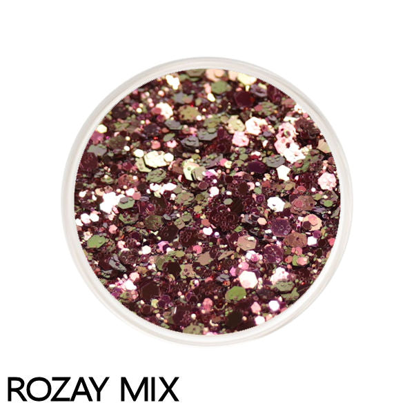 Rozay Color Changing Loose Glitter