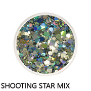 Shooting Star Chunky Mix Loose Glitter