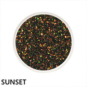 Sunset Color Changing Loose Glitter