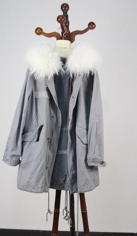 Billie Gray Parka