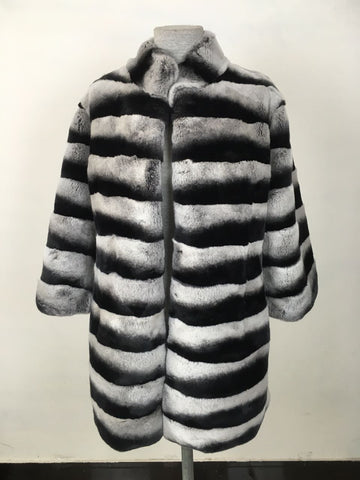 Claudine Fur Coat