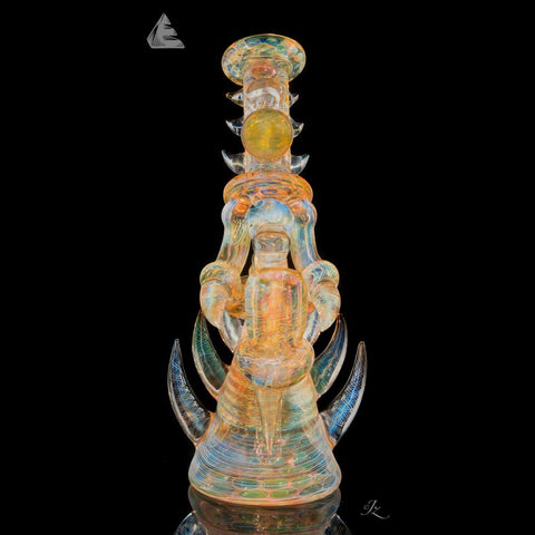 "Tristan Hodges x Kevin Nail ""Golden Triple Pillar"""