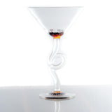 Natey Martini Glass