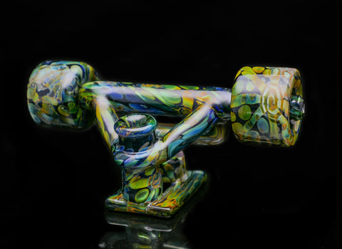 Tristan Hodges x Dcon Truck Pipe