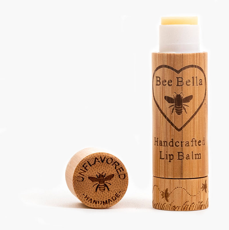 Unflavored Beeswax Lip Balm, Unscented Lip balm