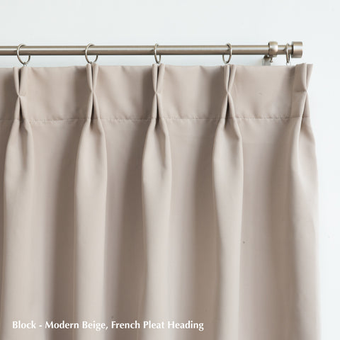Which Curtain Heading Should I Choose Rod Pocket Grommet