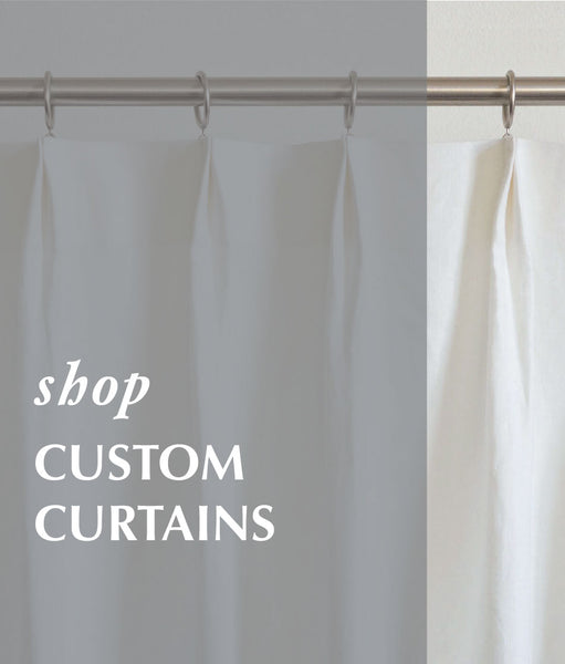 Custom Curtains - Any size, any fabric