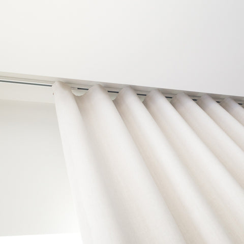 loft curtains ripple fold style drapery