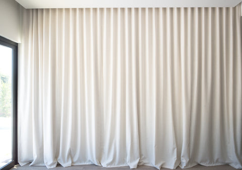 ripple fold curtains by loft curtains grace white blackout